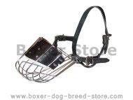 Boxer Dog Muzzles