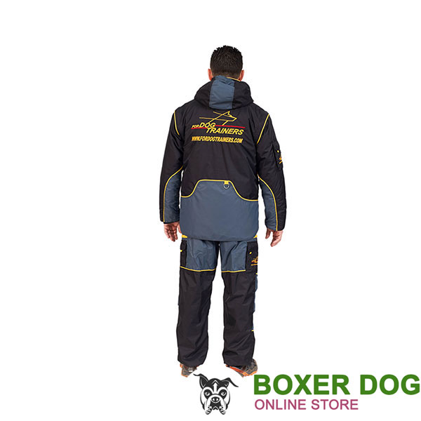 Train your Dog in Lightweight and Strong Dog Bite Suit