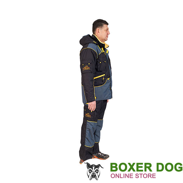 Durable Dog Bite Suit for Schutzhund Training
