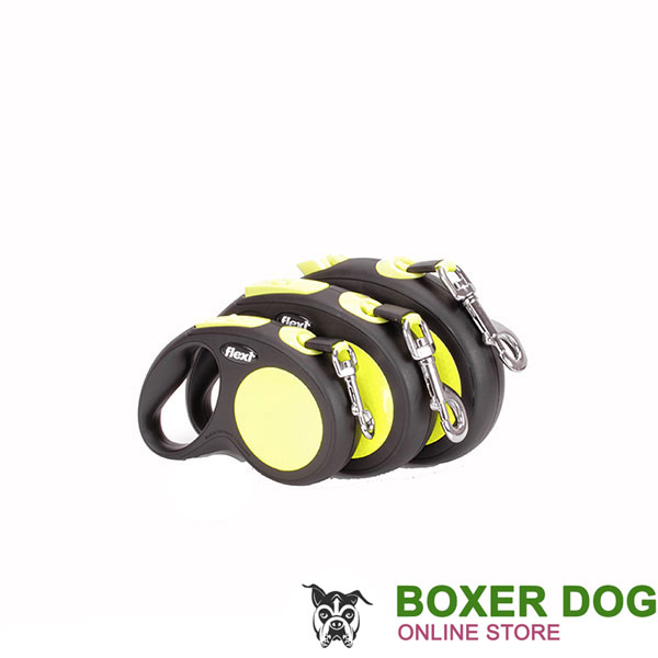 Daily Walking Retractable Dog Lead of High Quality