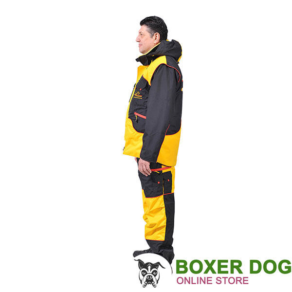 Ultimate in Comfort and Protection Dog Bite Suit for Training
