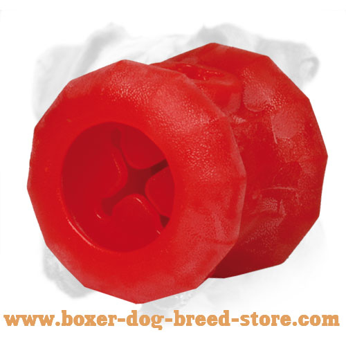 Durable Boxer Ball for Chewing
