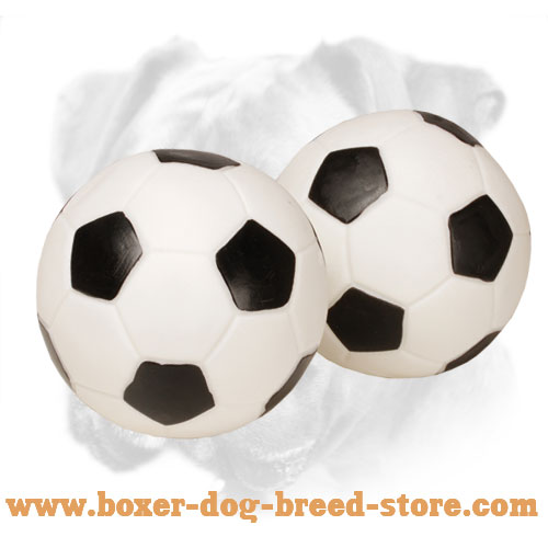 Soccer Boxer Ball for Training and Fun