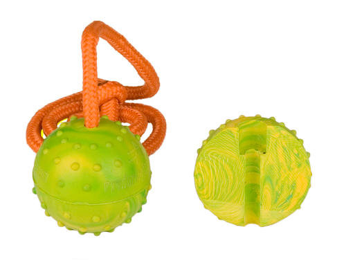Rubber Boxer Ball with String