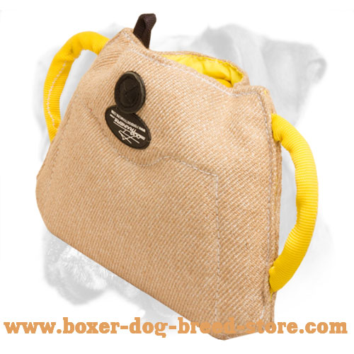Bite Builder of Jute for Puppy Training