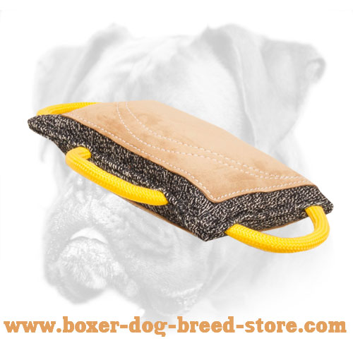 Extra Strong Boxer Bite Pad for Advanced Bite Training
