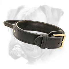 Boxer collar with rustproof fittings