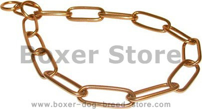 Boxer Curogan Fur Saver Collar