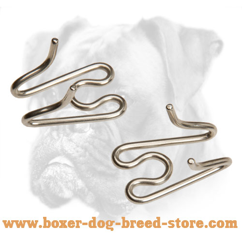 Steel Link for Boxer Pinch Collar