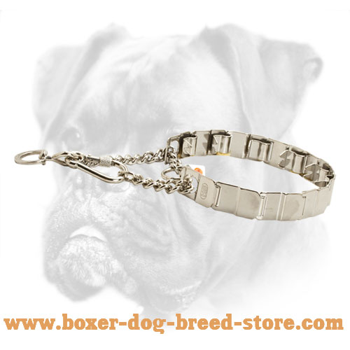 Stainless Boxer Collar of Stainless Steel
