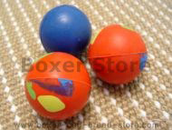 Crazy Color Rubber Ball for Boxer