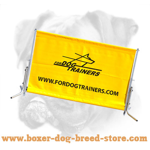High quality 2017 Schutzhund jump for Boxer training