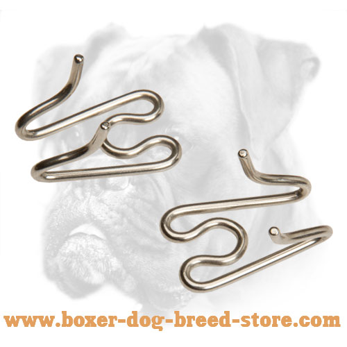 Additional Links for HS Boxer Stainless Steel Prong/Pinch Collar 50135 010 (55) (1/11 inch)