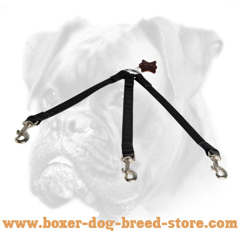 Nylon Triple Boxer Coupler for Comfortable Walking